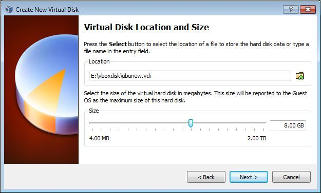 Vbox Hard disk location