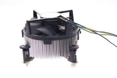 CPU heatsink and fan socket 775