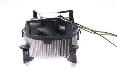 CPU heatsink and fan socket 775
