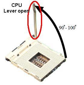 CPU lever socket 478 PGA