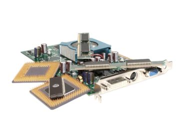 Basic computer operation pc components