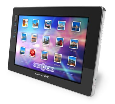Types of computers tablet PC
