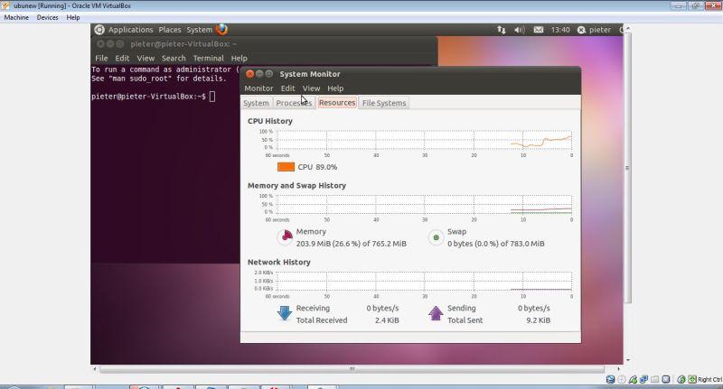 Ubuntu Before