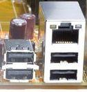 USB LAN ports