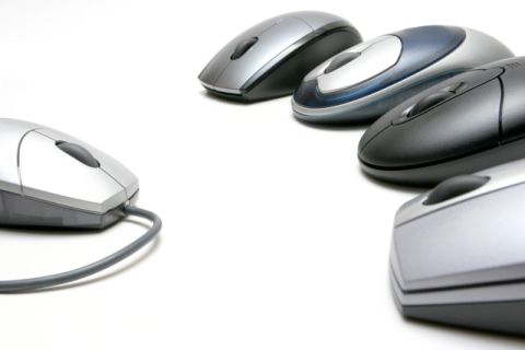 what is a computer mouse