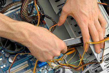 insert Hard disk