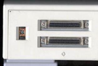 SCSI ports
